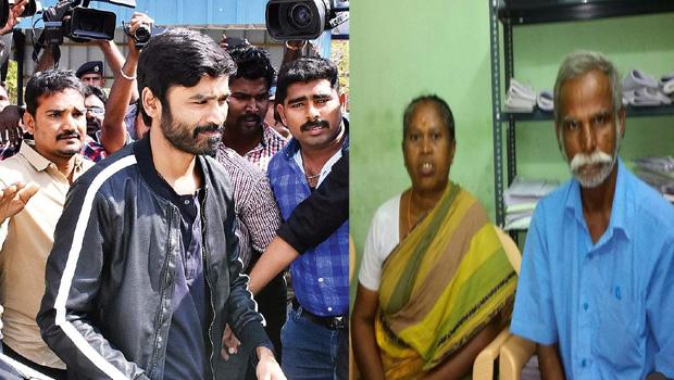 dhanush may relief dhanush parents case