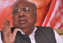 hunamnathrao threatens ktr