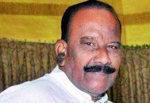 nayani narasimha reddy tensed about panchangam
