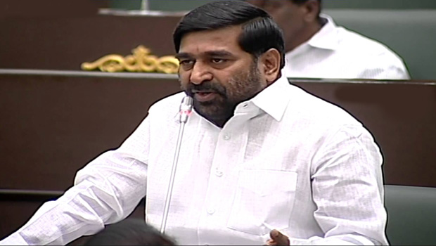 trs minister jagadish reddy comments on modi about power issue in assembly
