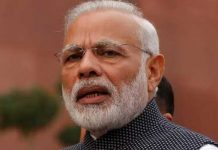 modi is angry about absenties