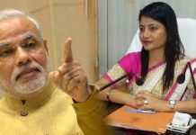 ias chandrakala got place in modi dream team