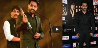 jr ntr speech at iifa awards