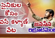 Pawan Kalyan janasena party Call For Speakers Writers Analysts from anatapur