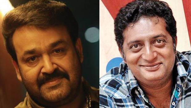 mohan lal and prakash raj act in malayalam odiyan movie
