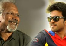 ram charan tej story discussion with mani ratnam for movie
