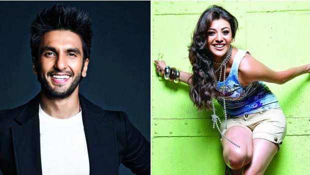 kajal pair up with ranveer singh for remake of temper movie in bollywood