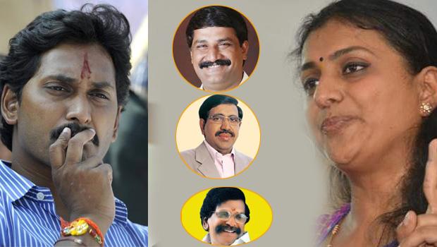 roja says ganta srinivasa rao narayana and sidda raghava rao use 300 cr in mlc elections