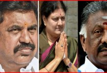 sasikala says panneerselvam better than palaniswamy