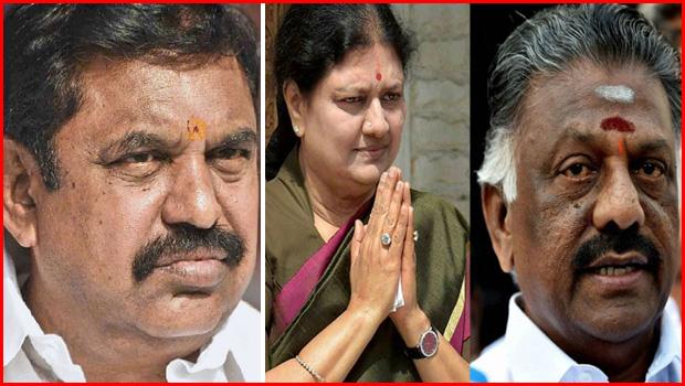 sasikala says panneerselvam better than palaniswamy