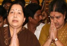 preference to jayalalitha not seshiakla