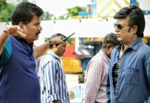director shankar says sorry to media reporters in rome 2.0 sets
