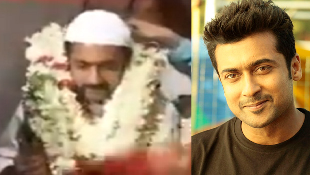 is surya convert as muslim