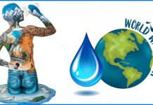 Water benefits to cure human health