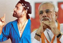 modi want to do rajinikanth as a indian prime minister
