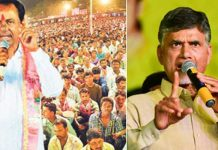 chandrababu challenge to raise in telangana
