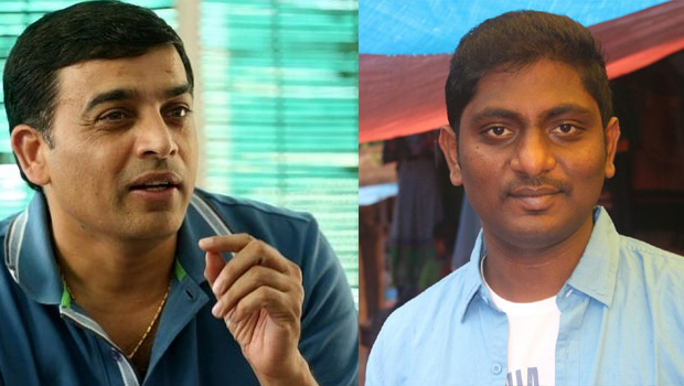 dil raju give director chance to jabardasth show writer prasanna kumar