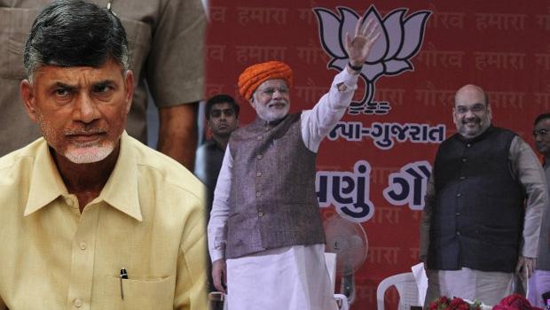 chandrababu tension because of modi meetings in andhra pradesh