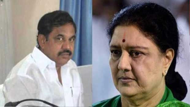 palanisamy booked in seshikala case