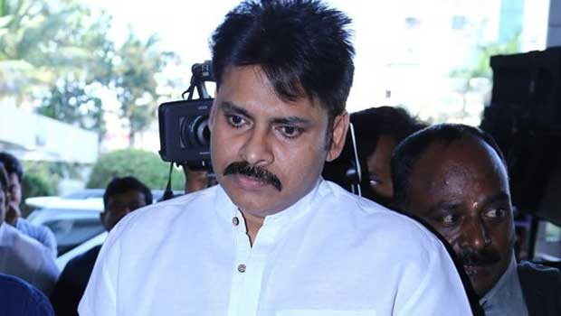 pawan the double role