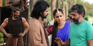 Bahubali 2 movie Working Stills