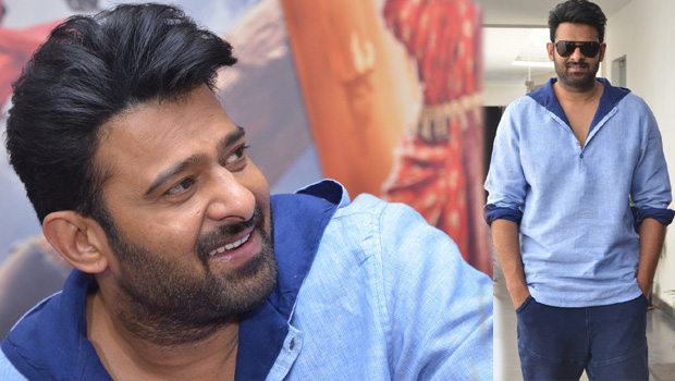 prabhas says about rajamouli and baahubali movie