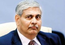 bcci shock to seshank manohar