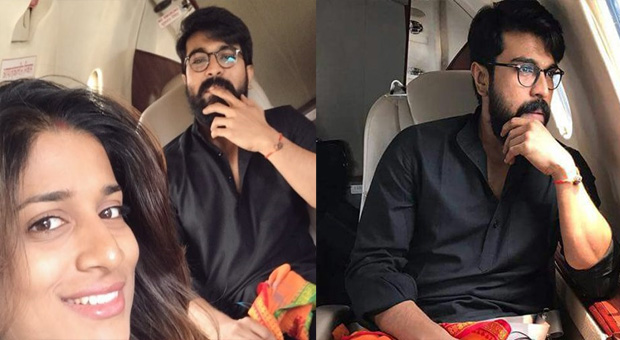 ram charan in rajahmundry for sukumar movie shooting