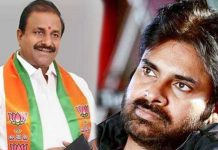 ap bjp in pawan kalyan route