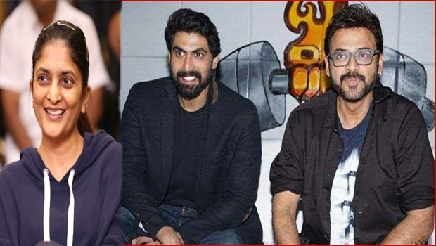 rana replace venkatesh role in guru movie sequel