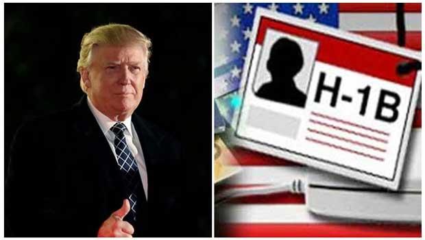 trump had stopped h1b visas