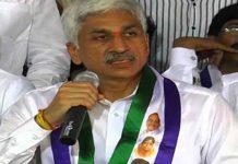 no seriousness in vijayasai reddy angry