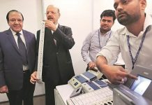 ec challenge to all parties to tamper evms