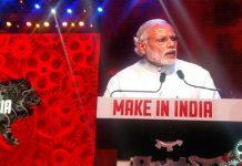 modi shock to make in india