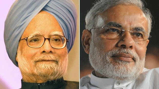 manmohan singh rule is better than narendra modi