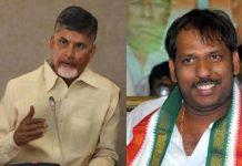 Chandrababu shock to Gottipati Ravi