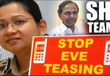 kcr started she teams in telangana