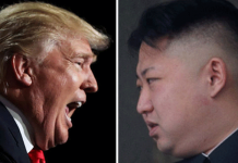 kim jong un vs donald trump