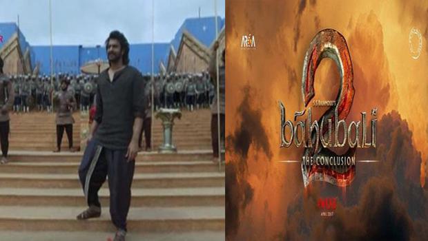 bahubali 2 movie video leaked artist graphics editor krishna arrested