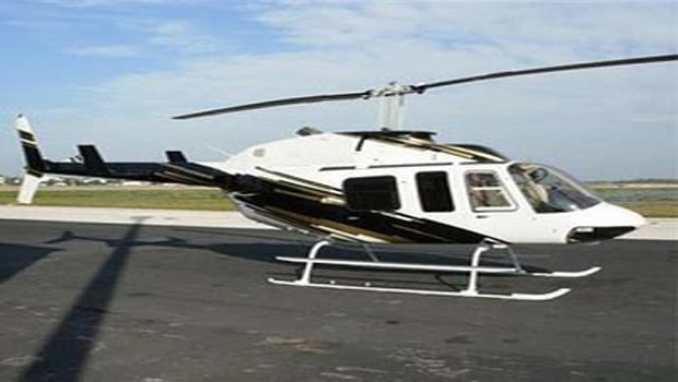 helicopter for daughter in law in sons marriage