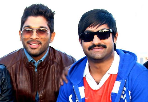Heroine Shock To Bunny, Ntr Tollywood