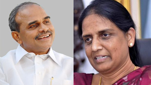 ys rajasekhara reddy and sabitha indra reddy