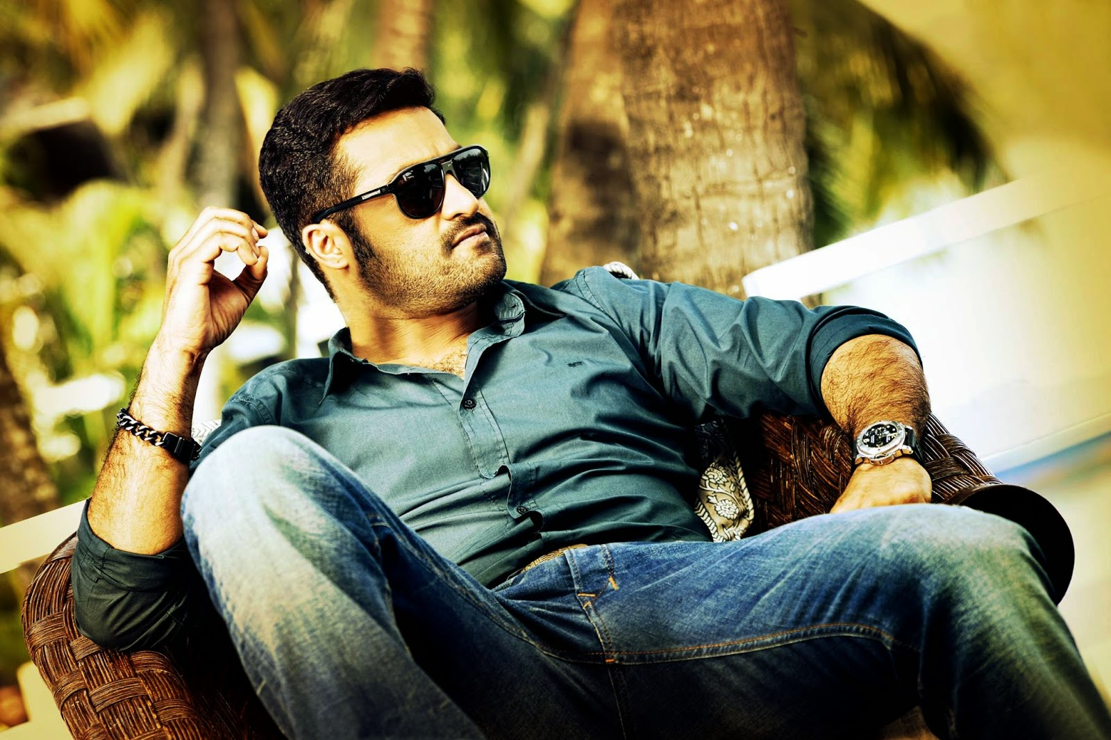 Ntr First Time Doing In His Career