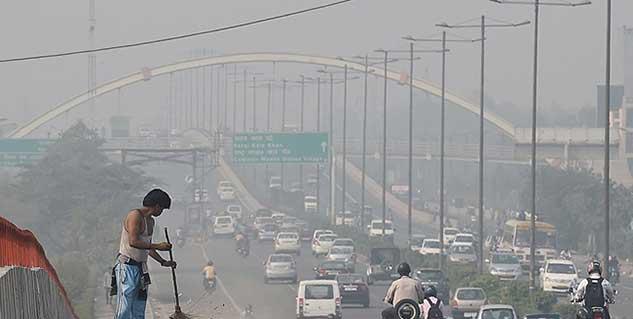 sex problems for pollution in delhi