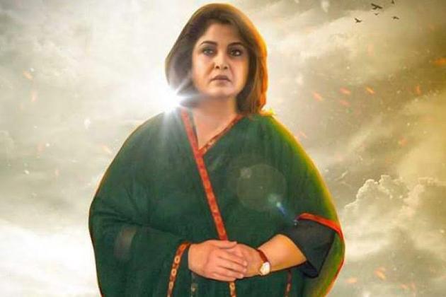 Ramyakrishna In Jayalalita Biopic