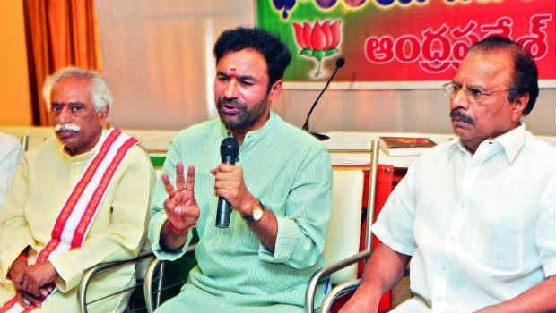 bjp does not have mass following political leader