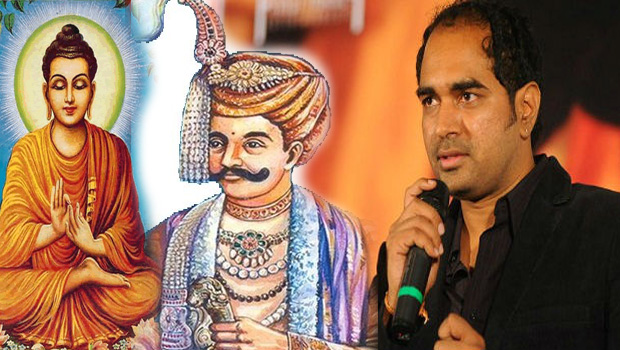 krish says to direct sri krishnadevaraya and gautama buddha biopic movies