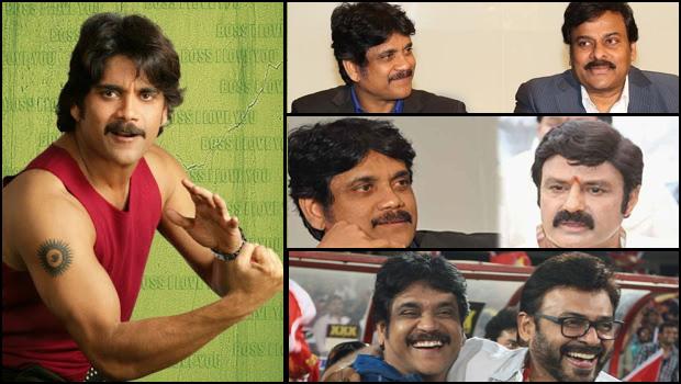 nagarjuna said ready to do act multi starrer movie with senior heroes