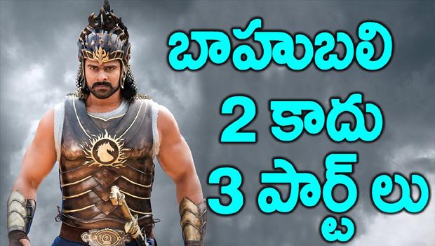 rajamouli plan to bahubali 3 movie