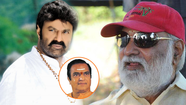 raghavendra rao reject the sr ntr biopic